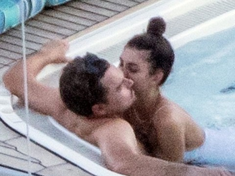 Leonardo DiCaprio, 44, and Camila Morrone, 22, brush off age gap backlash for steamy hot tub session