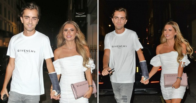 Dani Dyer calls new beau her 'one and only' after shock break up with Jack Fincham