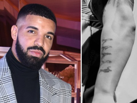 Drake shades The Beatles in new tattoo as he adds himself to iconic Abbey Road picture after topping band's chart success