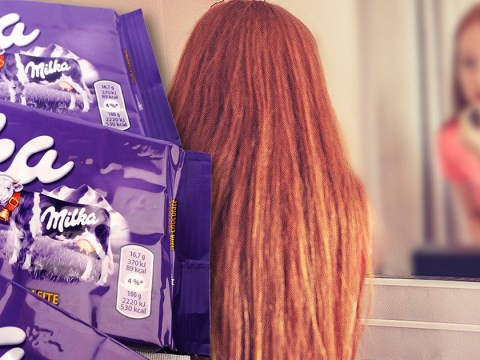 Casting call for Milka advert banned redheads and 'fat children'