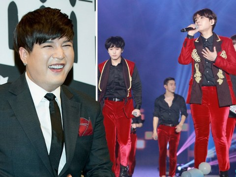 Super Junior's Shindong takes break due to health concerns so he can 'focus on recovery'