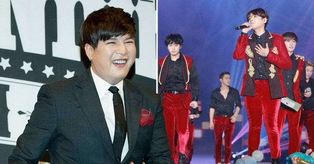 Super Junior's Shindong takes break due to health concerns
