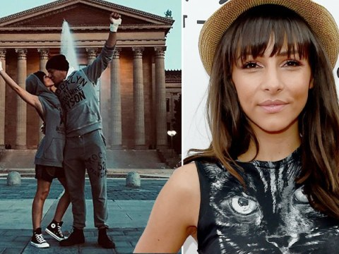 Roxanne Pallett shows off new man seven months after splitting from fiancé Lee Walton