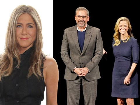 The Morning Show trailer sees Jennifer Aniston make her TV return alongside Steve Carell and Reese Witherspoon