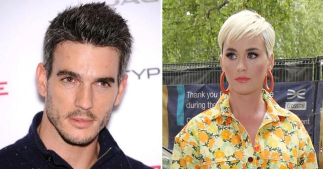 Katy Perry Accused Of Exposing Teenage Dream Model S Genitals
