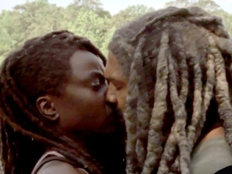 The Walking Dead's Khary Payton teases what Michonne and Ezekiel kiss could mean for season 10