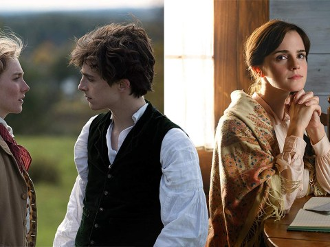 Little Women trailer sees Saoirse Ronan break Timothee Chalamet's heart in first look at Greta Gerwig's adaptation