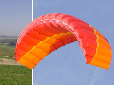 Paraglider, 72, dies after crashing to the ground in 'rare incident'