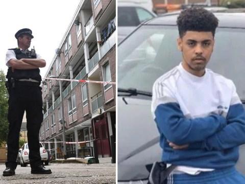 Murder victim, 16, banged on doors yelling 'Help me' before he collapsed