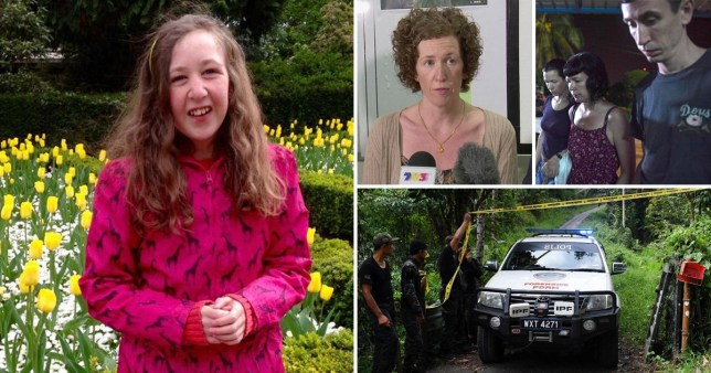 The heartbroken family of British teenager Nora Quoirin made an emotional statement after the discovery of her body in Malaysia (Picture: AP/AFP/Getty)