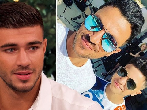 Peter Andre says son looks like Love Island's Tommy Fury after haircut and we kind of see it