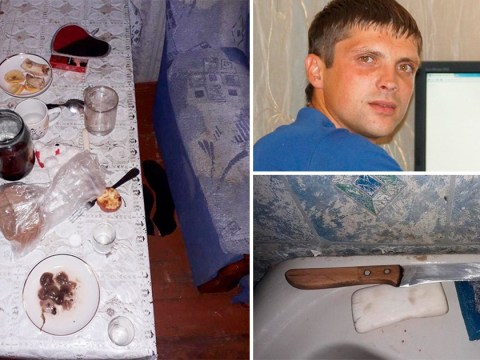 Mum kills ex son-in-law, cuts off his testicles and throws them out the window