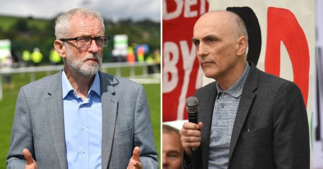 MP Chris Williamson sues Labour over re-suspension saying party is 'too apologetic' on anti-Semitism (Pictures: Anthony Devlin/Getty Images/PA)