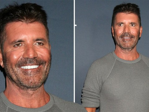 Simon Cowell shows off new look on America's Got Talent red carpet after going on the 'Eric Cowell' diet