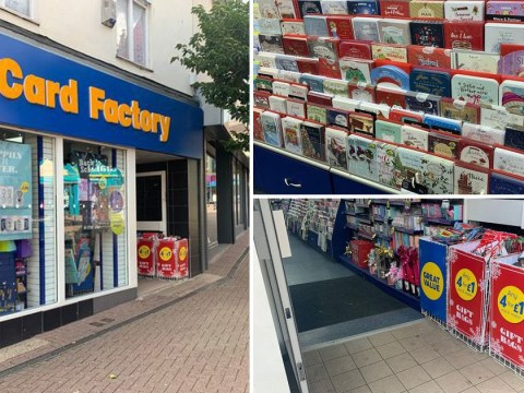 Card Factory starts Christmas card sales in middle of August