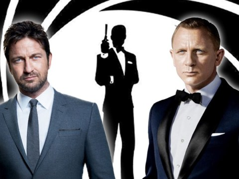 Gerard Butler met with James Bond bosses 20 years ago but is now too old to play 007