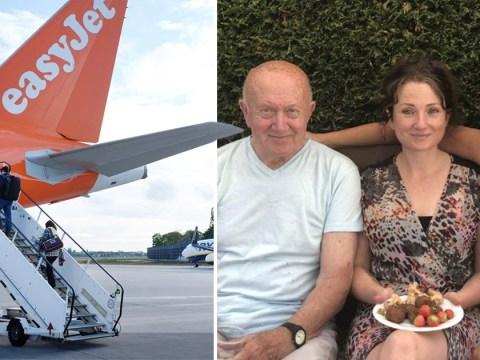 EasyJet pays dead passenger's family £165,000 for failing to spot stroke