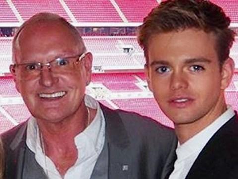 Paul Gascoigne's son Regan 'keeps famous dad secret as he auditions for The Greatest Dancer'