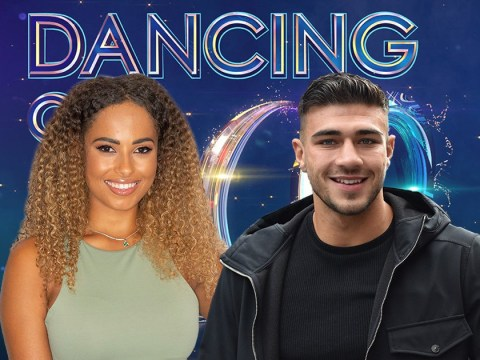 Love Island's Tommy Fury and Amber Gill battling it out for spot on Dancing on Ice 2019 line-up