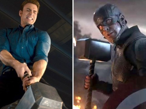 Avengers' Russo Brothers confirm Captain America could always wield Thor's Mjolnir