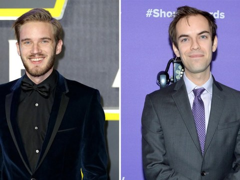 PewDiePie deletes videos and apologises as JacksFilms is accused of 'copying' YouTube series