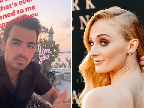 Game Of Thrones star Sophie Turner writes soppy 30th birthday message for husband Joe Jonas
