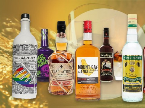 As it's National Rum Day, here are the best rums to try