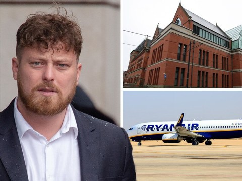 Drunk Ryanair passenger bit policeman and punched man so hard he lost tooth