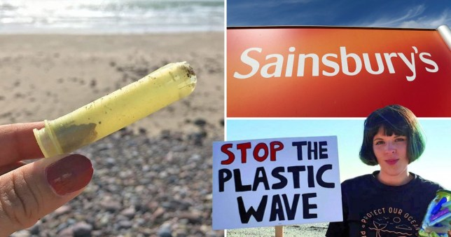 Sainsbury's stops production and sales of own-brand plastic tampon applicators