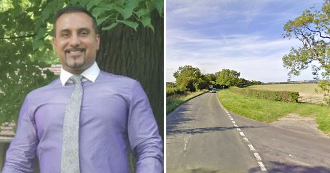 Gurinderjit Rai, who was found dead in his car with two gunshot wounds