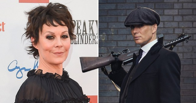 Peaky Blinders creator defends show's violence after Helen McCrory brands it 'disgusting'