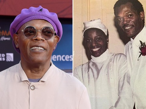 Samuel L Jackson celebrates 39th anniversary with wife LaTanya by sharing amazing wedding throwback