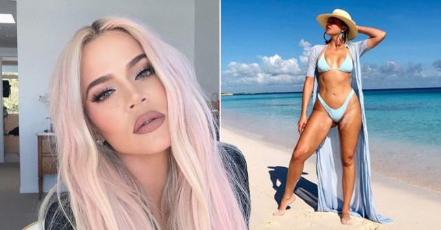 Khloe Kardashian is focussing on herself after putting the Tristan Thompson and Jordyn Woods drama far behind her