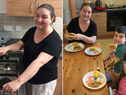 Mum reveals how bulk buying allows her to feed family of four for 76p per meal