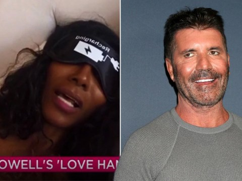 Simon Cowell's new look down to Sinitta's brutal feedback: 'I grabbed his love handles'