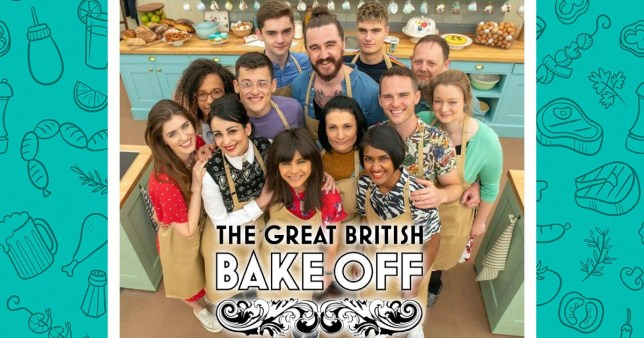 Great British Bake Off line-up