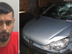 Driver who killed cyclist in hit-and-run while on phone to girlfriend jailed