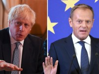 Boris Johnson spells out UK's demand for Brexit in letter to Donald Tusk and calls for backstop to be 'replaced'