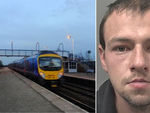 Man-toddler blocked railway line with rocks after being told off