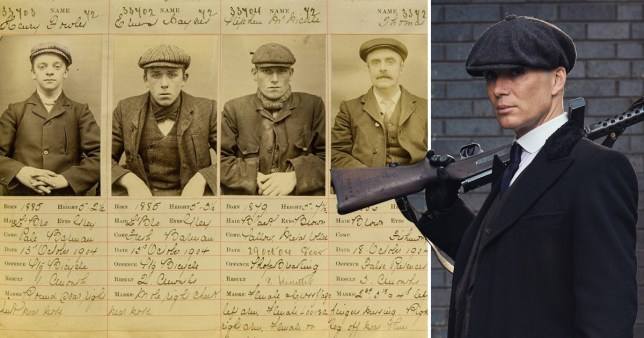 Inside the real Peaky Blinders: The true story behind Tommy Shelby and his gang