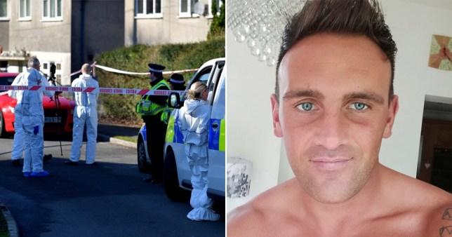 Man 'killed pensioner after exchanging sex for alcohol'