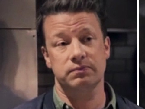 Jamie Oliver breaks down revisiting abandoned restaurant following collapse