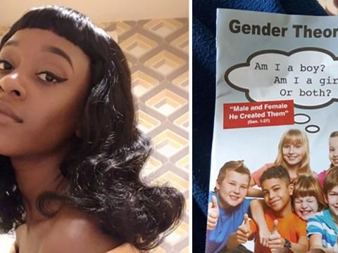 US fundamentalists deliver homophobic leaflets across Birmingham