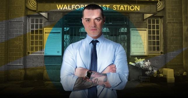 Matt Willis on EastEnders