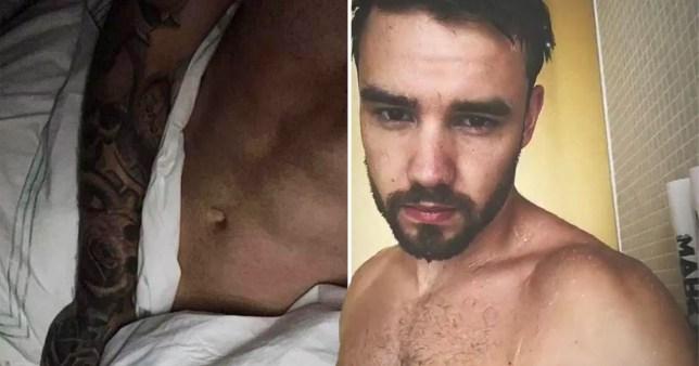 Liam Payne nudes