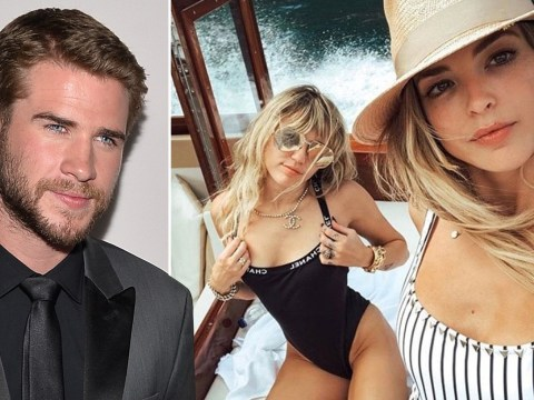 Miley Cyrus denies 'cheating' on Liam Hemsworth after Kaitlynn Carter kissing photos