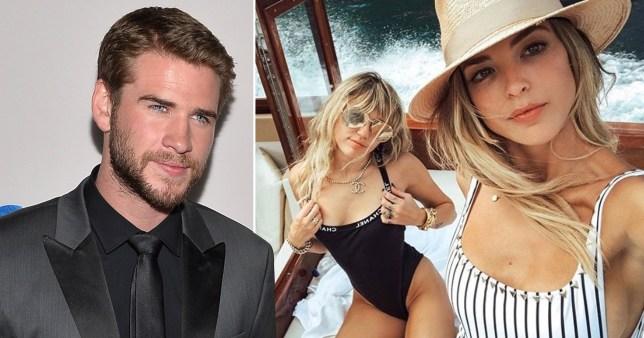 Miley Cyrus denies 'cheating' on Liam Hemsworth after Kaitlynn Carter kissing photos