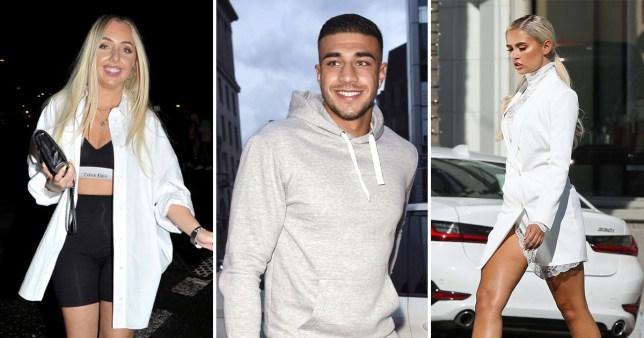 Love Island's Tommy Fury, ex Millie Roberts, Molly-Mae Hague