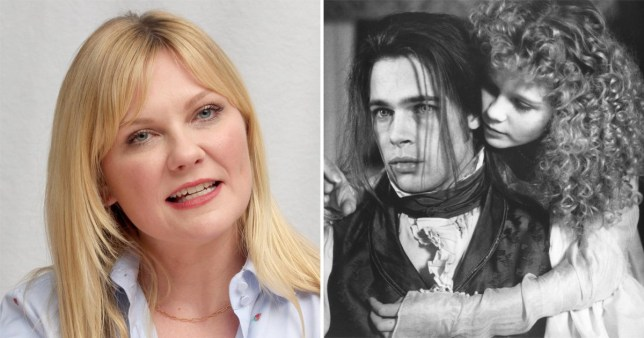 Kirsten Dunst still thinks her kiss with Brad Pitt was 'gross' and she may have a point