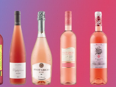 Lidl launches new ombré rosé range with prices starting from £3.99